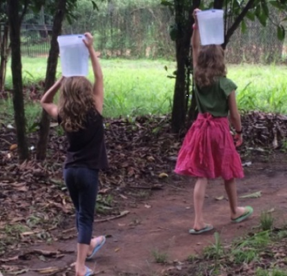 ss-Girls carrying water